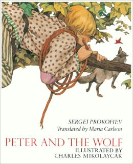 Peter And The Wolf (Turtleback School & Library Binding Edition)
