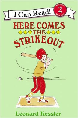 Here Comes The Strikeout (Turtleback School & Library Binding Edition)
