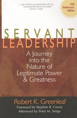 Servant Leadership 25th Anniversary