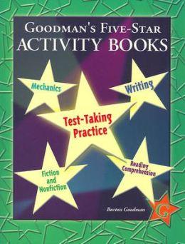 Goodman's Five-Star Activity Books: Level G