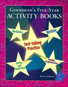 Goodman's Five-Star Activity Books: Level C