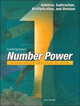 Contemporary's Number Power 1: Addition, Subtraction, Multiplication, and Division