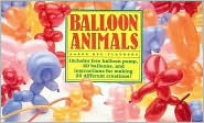Balloon Animals Pkg (Includes Balloon Pump, Balloons and Instruction Book)