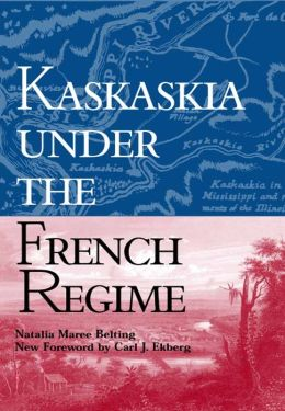 Kaskaskia under the French Regime