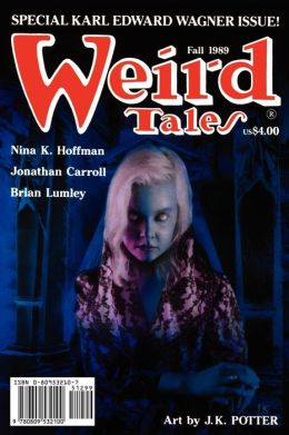 Weird Tales 294 (Fall 1989)