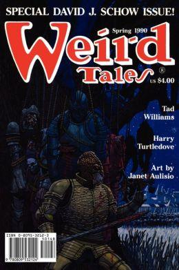 Weird Tales 296 (Spring 1990)