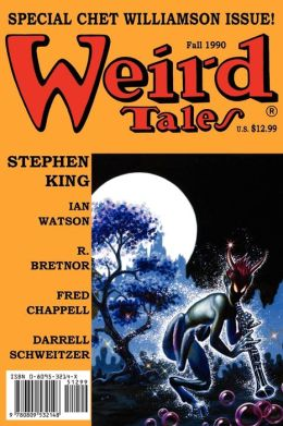 Weird Tales 298 (Fall 1990)