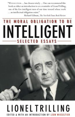 Moral Obligation to Be Intelligent: Selected Essays