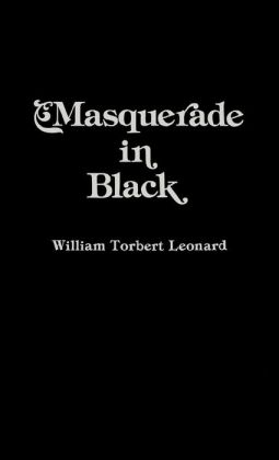 Masquerade In Black