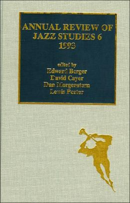 Annual Review of Jazz Studies 5: 1991
