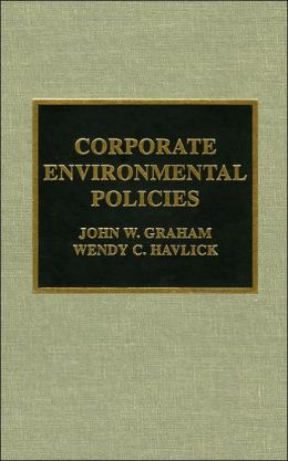 Corporate Environmental Policies