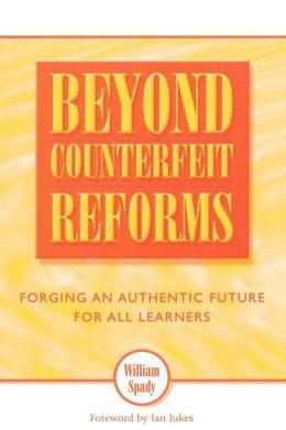 Beyond Counterfeit Reforms