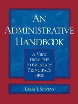 Administrative Handbook