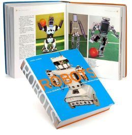 Robots: From Science Fiction to Technological Revolution