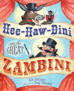 Hee-Haw-Dini and the Great Zambini
