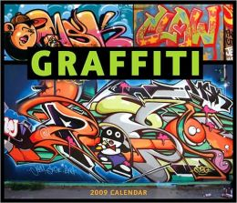 2009 Graffiti World Wall Calendar