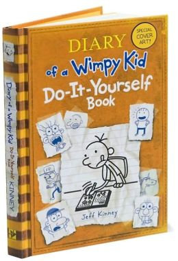Diary of a wimpy kid do it yourself book 1hikiomnsa the wimpy kid do it yourself book revised and expanded edition diary of a wimpy kid jeff kinney on amazon free shipping on qualifying offers solutioingenieria Images