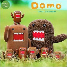 2012 Domo Wall Calendar