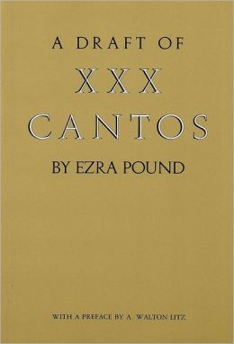 A Draft of XXX Cantos
