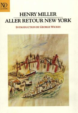 Aller Retour New York: Essay (New Directions Revived Modern Classics)