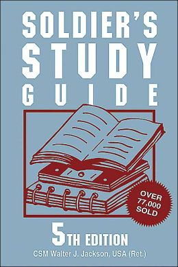 Soldier's Study Guide, 5th Edition