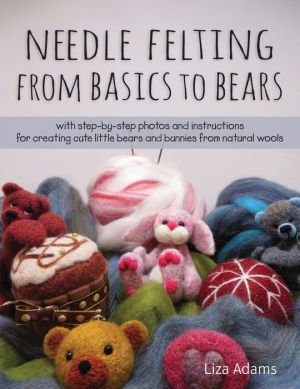 Needle Felting--Little Handfuls