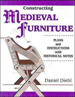 medieval furniture plans free