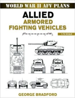 Allied Armored Fighting Vehicles 1:72 Scale