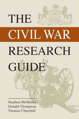 The Civil War Research Guide