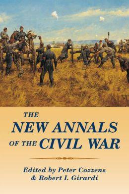 New Annals of the Civil War
