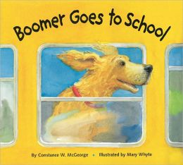 Boomer Goes to School