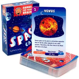 Games for Your Brain: Space Cards