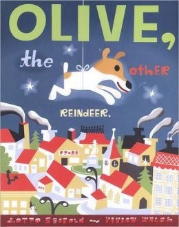 Olive, the Other Reindeer: Book and Doll