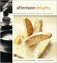 Afternoon Delights: Coffeehouse Favorite--Cookies & Coffee, Cake, Brownies & Bars, Scones and More
