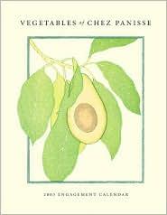 2003 Vegetables of Chez Panisse Engagement Calendar