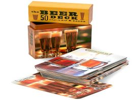 The Beer Deck: 50 Ways to Sip and Savor