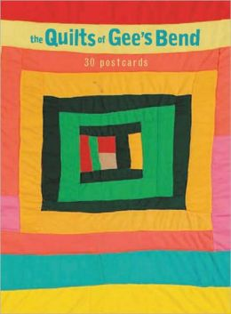 The Quilts of Gee's Bend: 30 Postcards