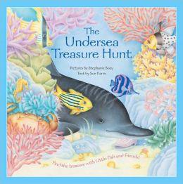 The Undersea Treasure Hunt: Lift-the-Flap