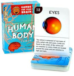 Games for Your Brain: Human Body Cards