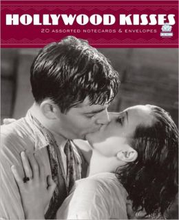 Hollywood Kisses Notecards