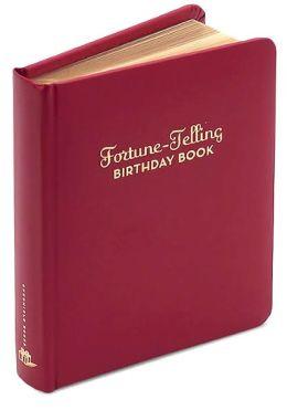 Fortune-Telling Birthday Book