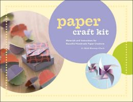 Paper Craft Kit: Materials and Instructions for Beautiful Handmade Paper Creations