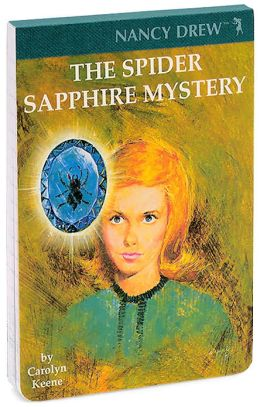 Nancy Drew Notepad: The Spider Sapphire