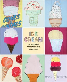 Wanderlust USA: Ice Cream Deluxe Notecards