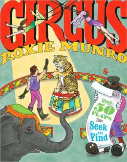 Circus: Over 50 flaps plus seek-and-find!