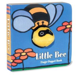 Little Bee: Finger Puppet Book