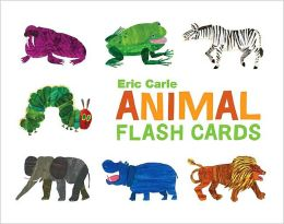 TOYS & GAMES | The World of Eric Carle(TM) Eric Carle Animal Flash Cards