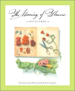 The Meaning of Flowers: Deluxe Notecards