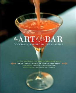 The Art of the Bar: Cocktails Inspired by the Classics
