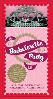 The Bachelorette Party Kit: All You Need For a Smashing Night Out